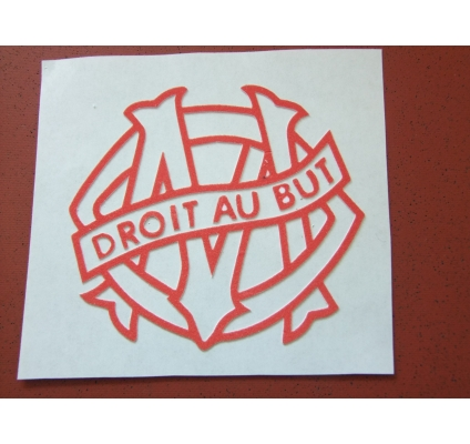Ecusson blason olympique de marseille 1982 - Logo de l olympique de marseille ...