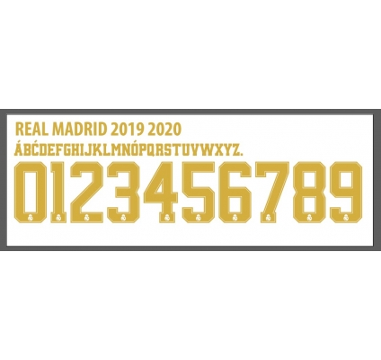 Real Madrid 2019-20