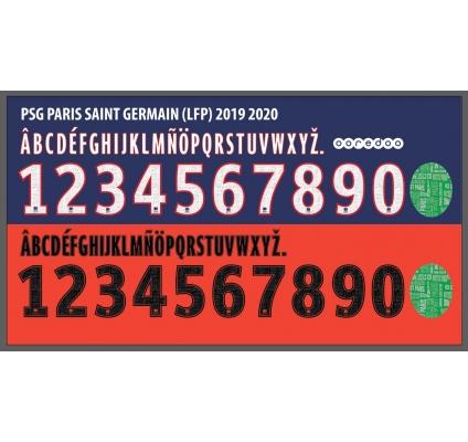 Paris ST.Germain 2019-20