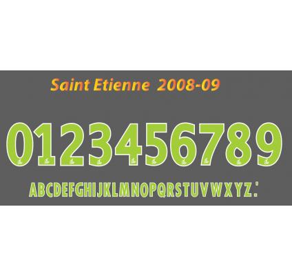 Saint Etienne - Asse -2008-09