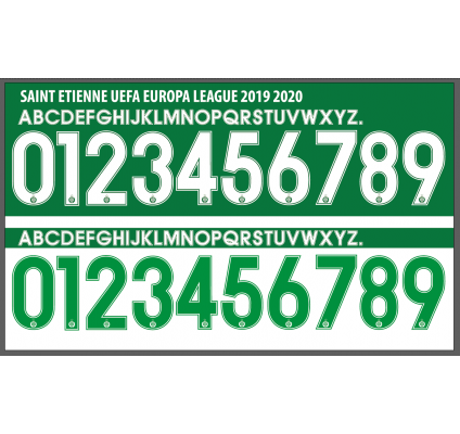 St Etienne Europe  2019-20