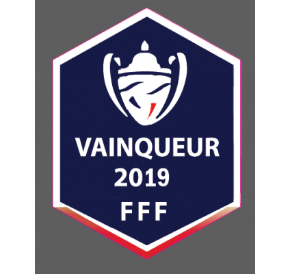 Winner 2019 French Cup