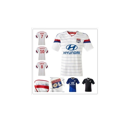 Olympique Lyon- league 1-  2014-15