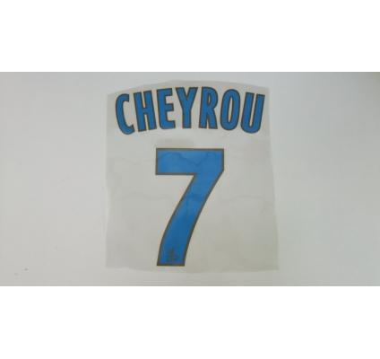 Cheyrou 7- Om home