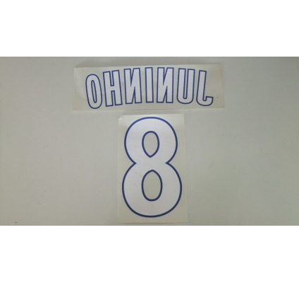 Juninho 10  Lyon away