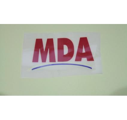 Sponsor - MDA- Olympique de Lyon