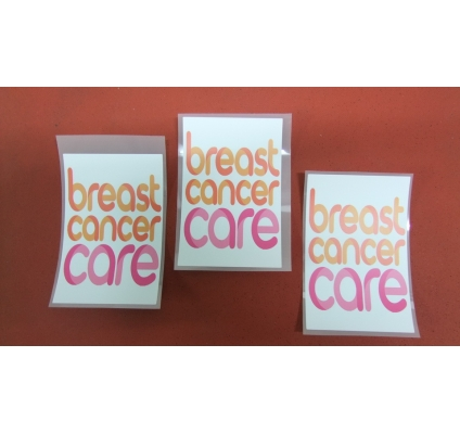 Patch  Badge  Breast Cancer Care