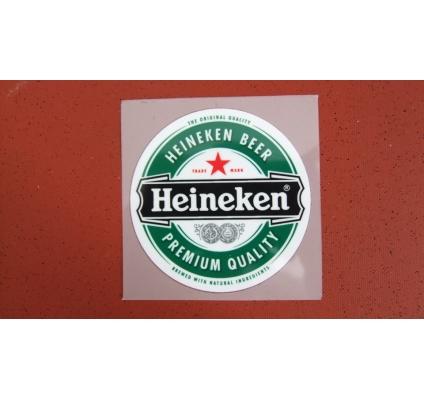 Heineken sponsor