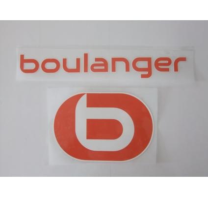 Boulanger sponsor logo