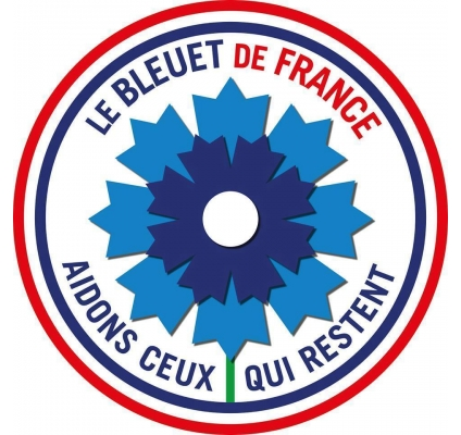 Bleuet de France  round