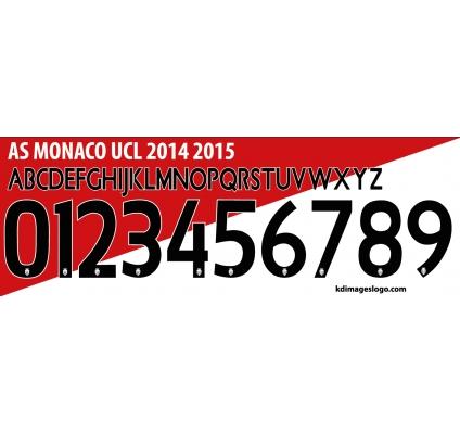 As Monaco UCL 2014