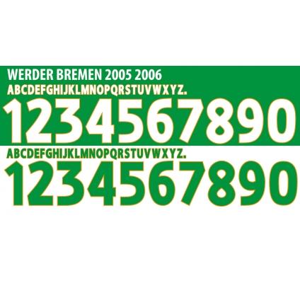 Werder Bremen 2005-06