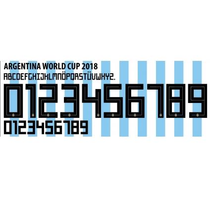 Argentina - 2018