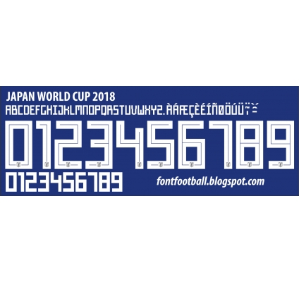 Japan WC 2018