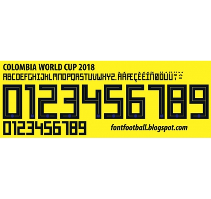 Colombia WC 2018