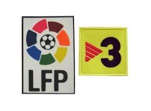 Noms & Numeros - Ligue Espagnole - LFP