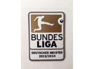 Namen & Nummer  - Bundesliga