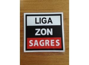 Namen & Nummer  -  Liga Zon Sagres - Portugal
