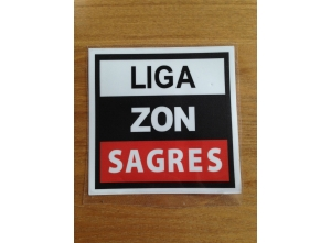 Names & Numbers - Liga  Zon Sagres - Portugal