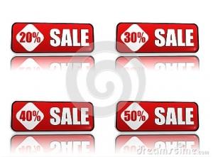 Promotion Sales Flock