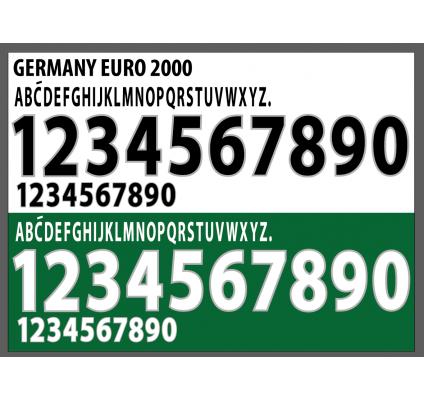 Germany  Euro 2000