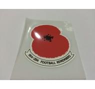 Patch Poppy 1914-2014