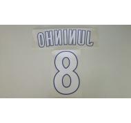 Juninho 10  Lyon away